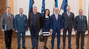 National Defence Committee: Estonia supports Ukraine's aspirations to join NATO and EU. Photo: Erik Peinar