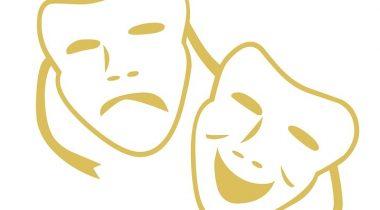 Teatri maskid. Foto: Pixabay