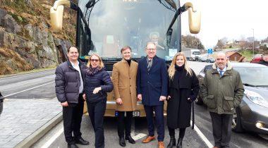 Председатель комиссии по иностранным делам Марко Михкельсон встретится с коллегами из Северных и Балтийских стран в Бергене