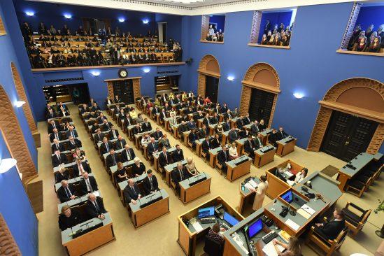 XIV Riigikogu avaistung 4. aprillil 2019