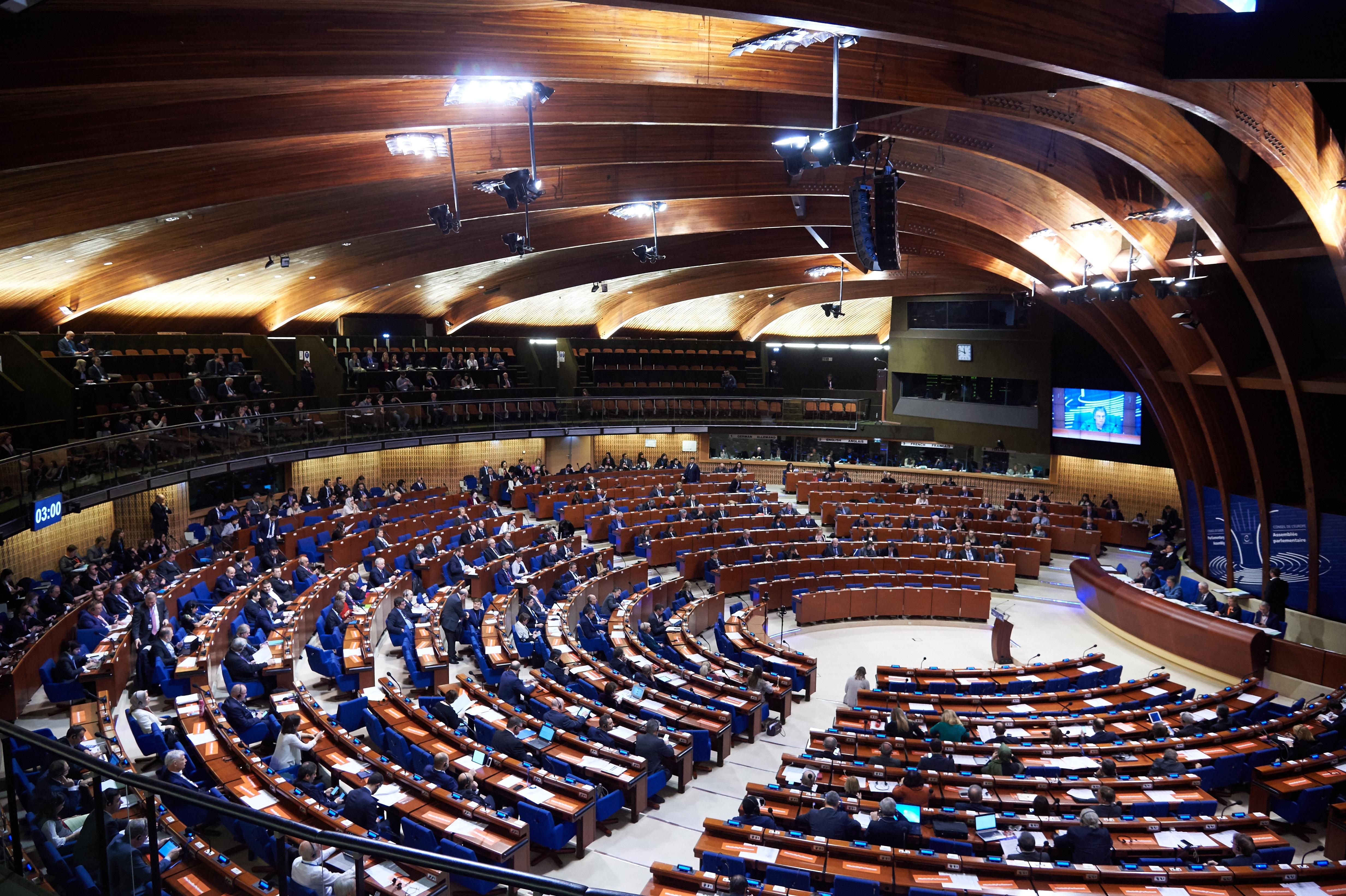Riigikogu nimetas Toomasti ja Reitelmanni ENPA delegatsiooni liikmeteks