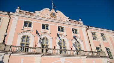 Riigikogu hoone