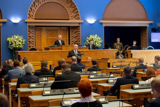 Riigikogu 100. sünnipäev
