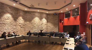 Metsavendluse traditsiooni hoidmise toetusrühma koosolek