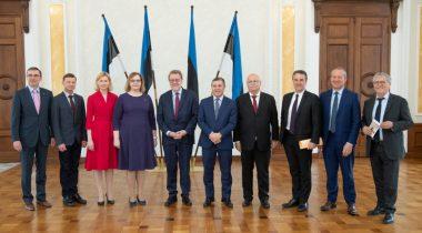 Rahanduskomisjoni liikmete kohtumine Prantsuse senati liikmetega 10.05.19