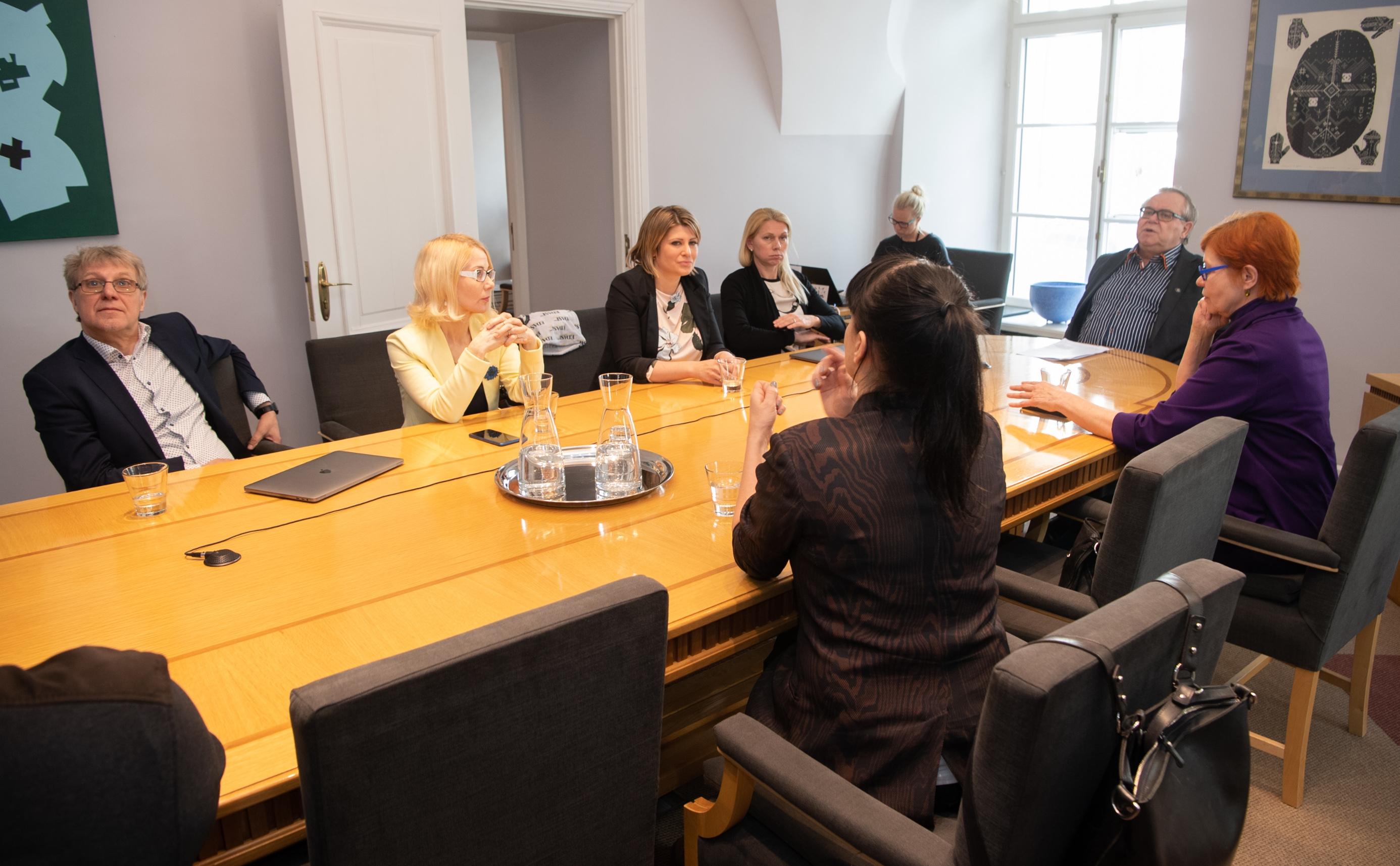 Kultuurikomisjon esitab ERRi, Rahvusraamatukogu ja Rahvusooperi nõukogu liikmekandidaadid