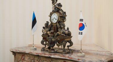 Riigikogu esimees võõrustab Korea Vabariigi Rahvusassamblee esimeest