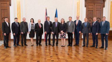 Riigikaitsekomisjon arutas Briti kolleegidega kaitsekoostöö küsimusi