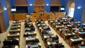 The Riigikogu supported depriving Kalev Kallo of deputy immunity. Photo: Erik Peinar