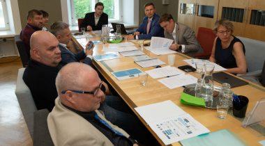 Põhiseaduskomisjon sai ülevaate Riigiprokuratuuri 2018. aasta tööst