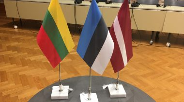 Baltic Assembly committee meeting focuses on lessons of the crisis. Photo: Riigikogu