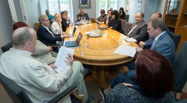Kultuurikomisjoni istung 3.06.2019
