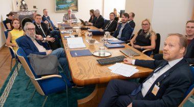 Väliskomisjon sai täna ülevaate ÜRO Julgeolekunõukogu mittealalise liikme valimisest