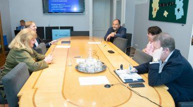 Председателем комиссии по проблеме развития преподавания эстонского языка стал Михаил Стальнухин. Foto: Erik Peinar