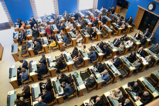 Riigikogu isrung 3.06.2019