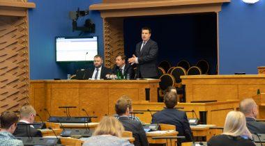 Riigikogu infotund Jüri Ratas