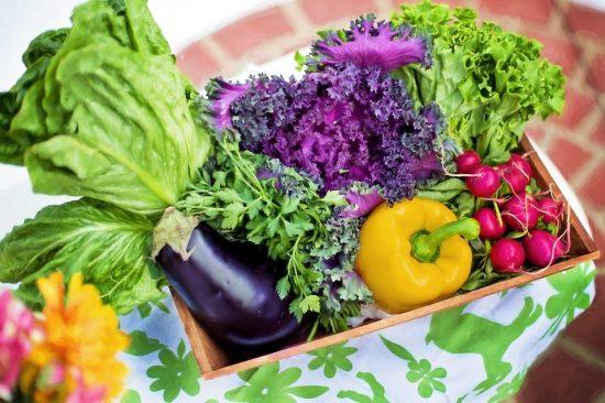 Köögiviljad. Foto allikas: Pixabay