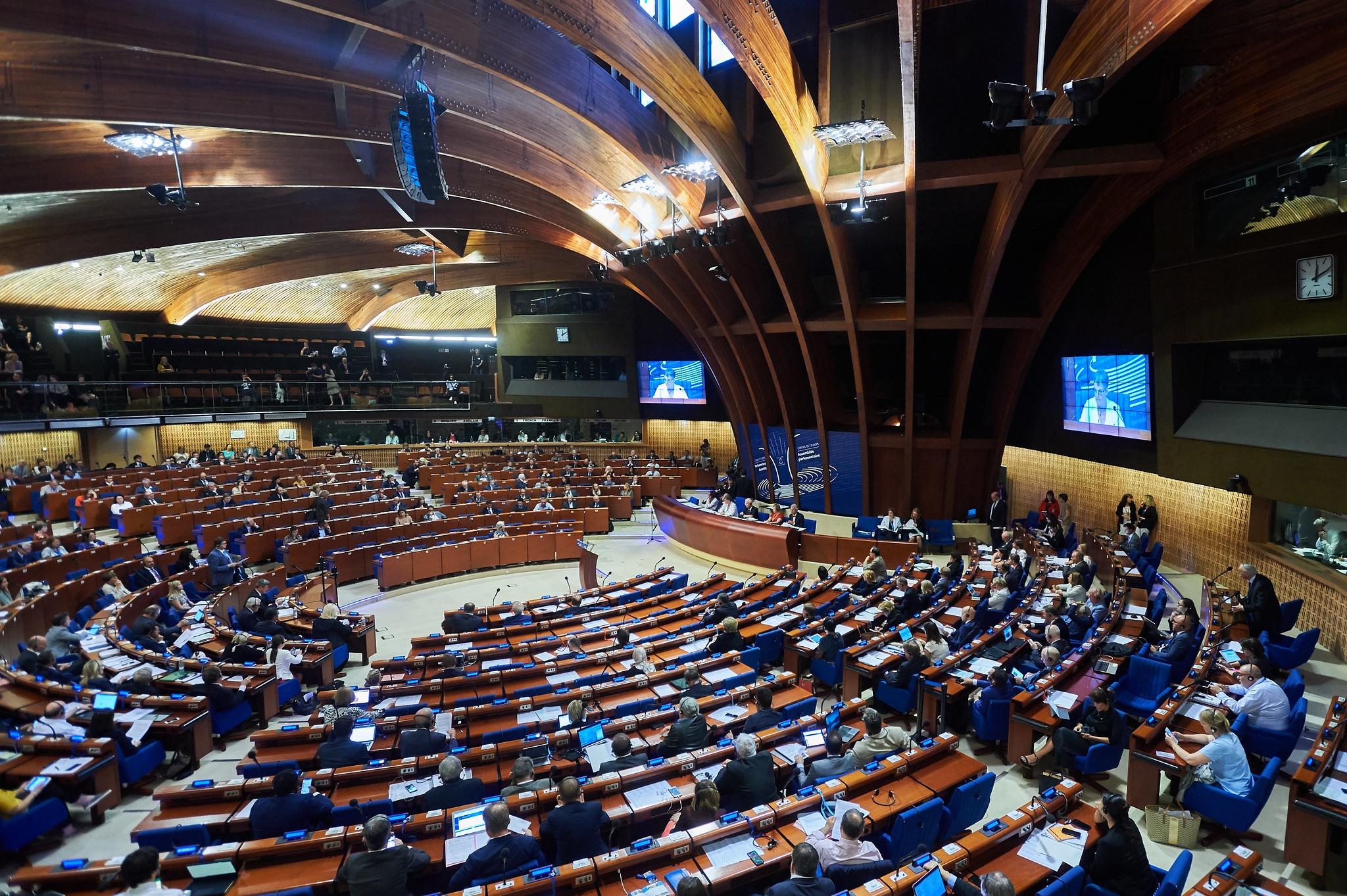 ENPA Eesti delegatsiooni eesmärk on juhtida tähelepanu Venemaa probleemile
