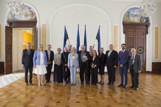 Kultuurikomisjon kohtus Eesti teaduse ja innovatsiooni rahvusvahelise hindamise ekspertidega