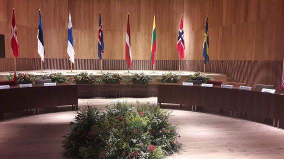 В Лауласмаа спикеры парламентов Северных и Балтийских стран обсудят региональную безопасность