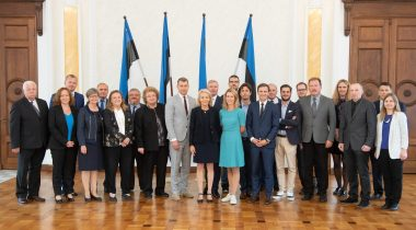 Riigikaitsekomisjoni kohtumine Prantsuse küberdelegatsiooniga