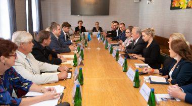 Riigikogu keskkonnakomisjon ja Eduskunna keskkonnakomisjon