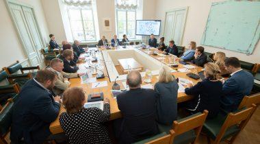 Maaelukomisjoni ja rahanduskomisjoni istung
