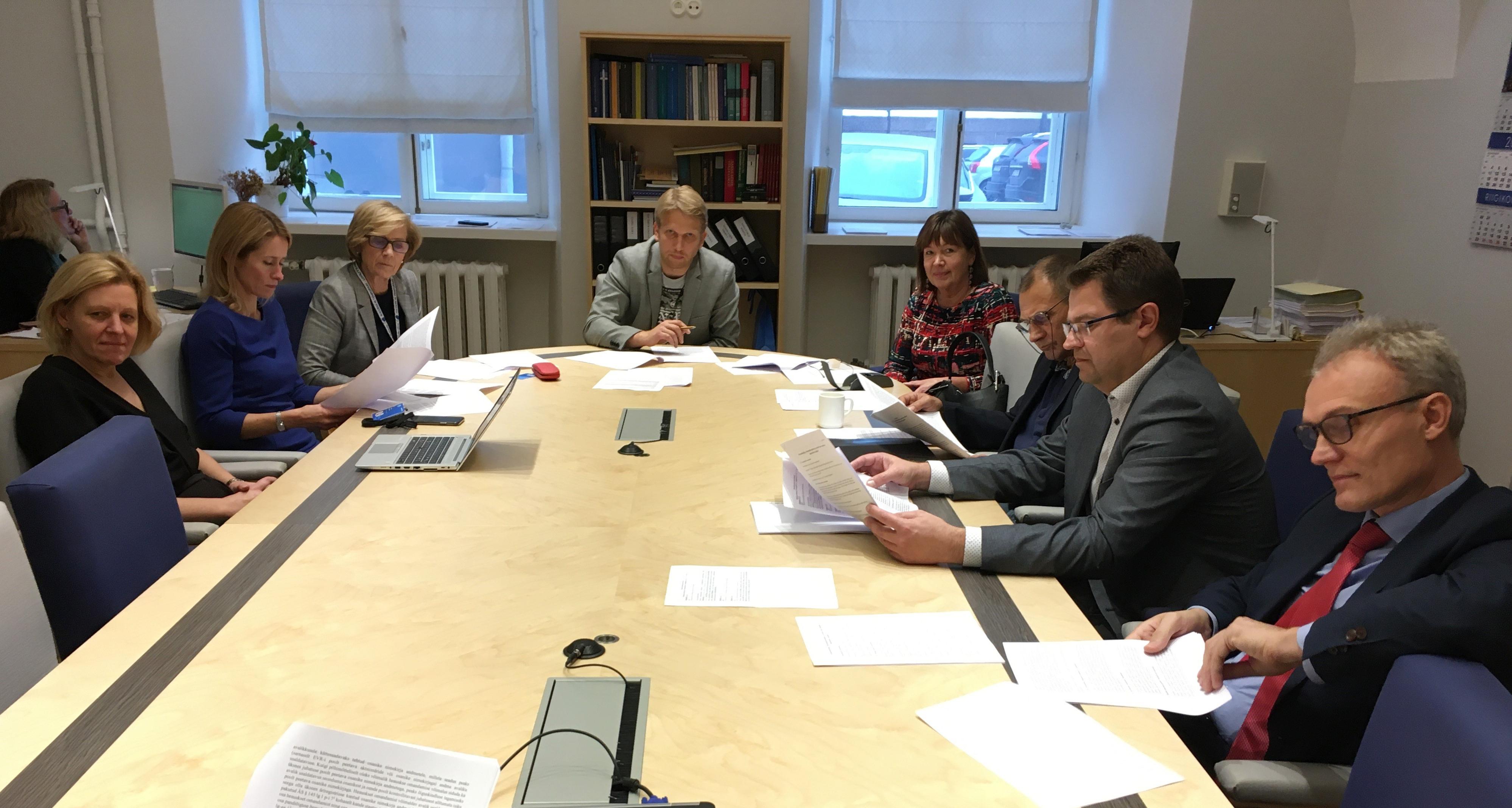 Õiguskomisjon soovib kaotada idufirmade välisinvesteeringuid tõkestavad piirangud