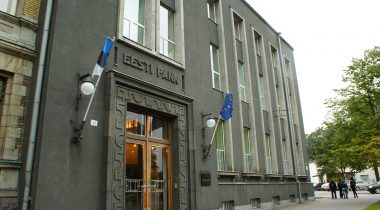 Eesti Pank. Foto: Wikimedia Commons