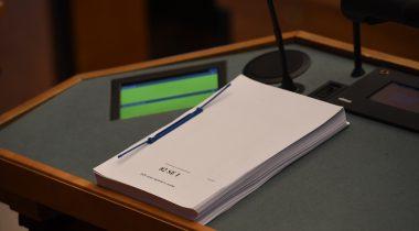 2020. aasta riigieelarve eelnõu