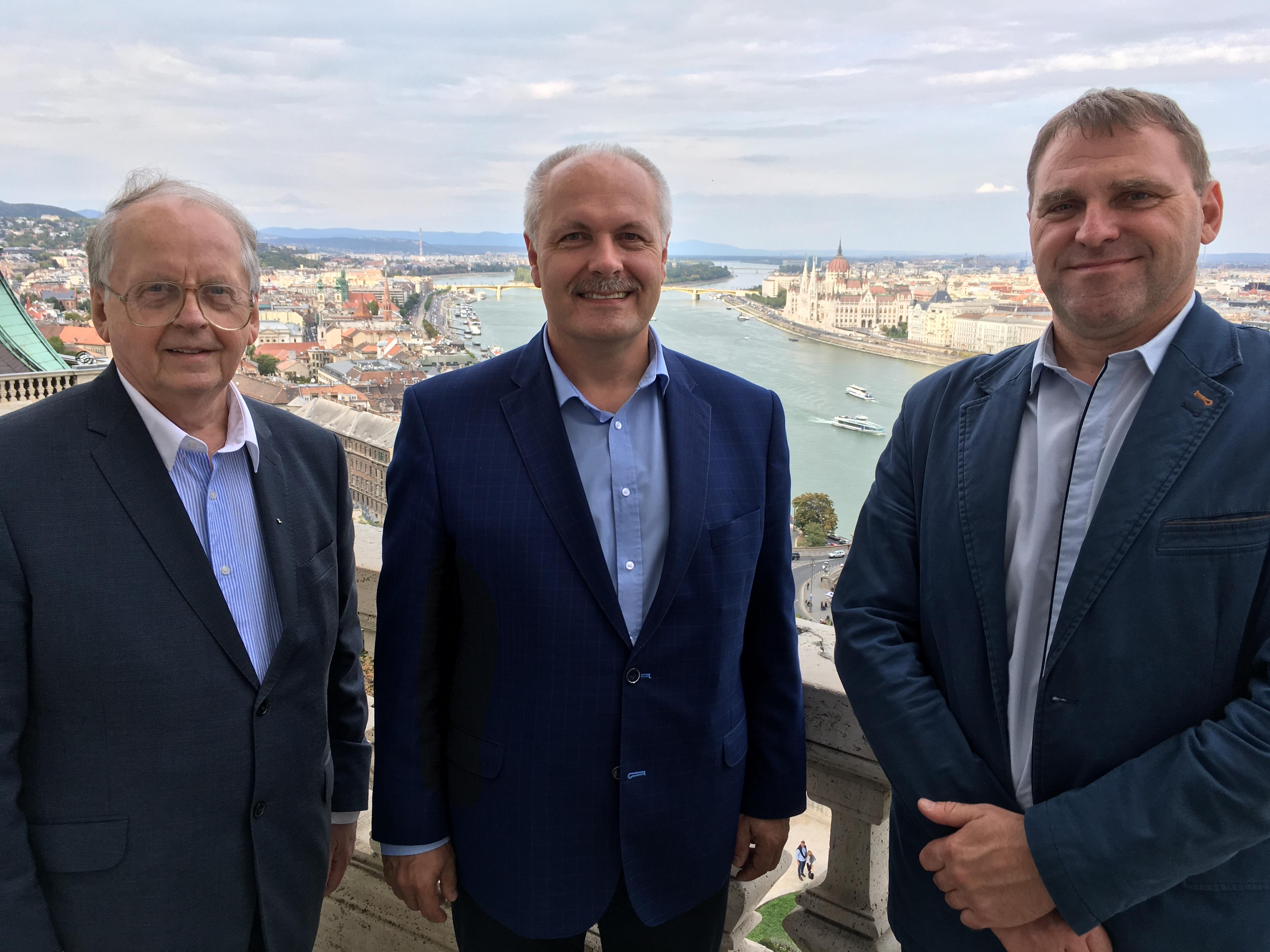 Riigikogu esimees arutas Ungari presidendiga kliimaneutraalsuse väljakutseid