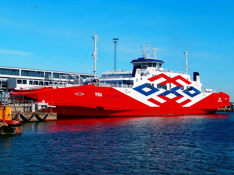 Erikomisjon arutab Hiiumaa ja Saaremaa parvlaevaühenduse korraldust