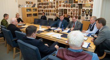 Комиссия по государственной обороне
