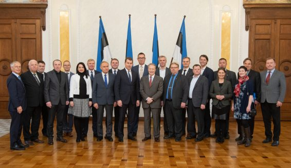 Riigikaitsekomisjon kohtus Soome Eduskunta kaitsekomisjoniga