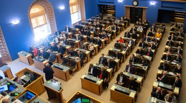 Riigikogu istung 7.10.2019