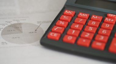 Калькулятор. Фото: Pixabay