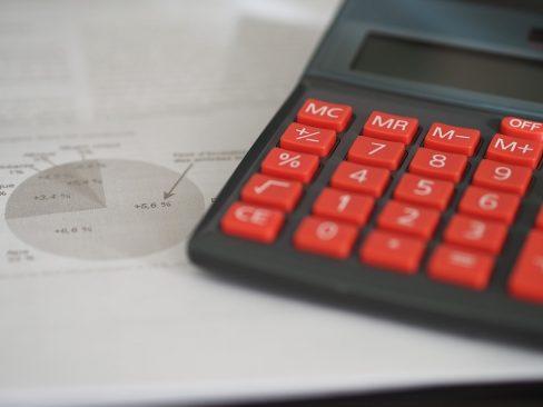 Kalkulaator. Foto: Pixabay