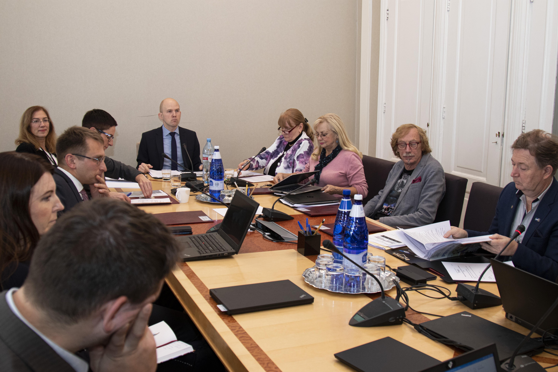 Sotsiaalkomisjon sai ülevaate pikaajalise hoolduse plaanidest