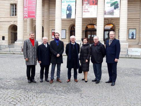 Väliskomisjon Pariisis