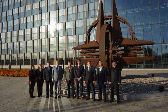 Riigikaitsekomisjon NATO esinduses