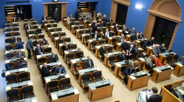 The Riigikogu passed two Acts. Photo: Erik Peinar