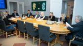 Kultuurikomisjoni istung. Foto: Erik Peinar