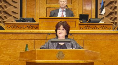 Debate in the Riigikogu focused on tax issues