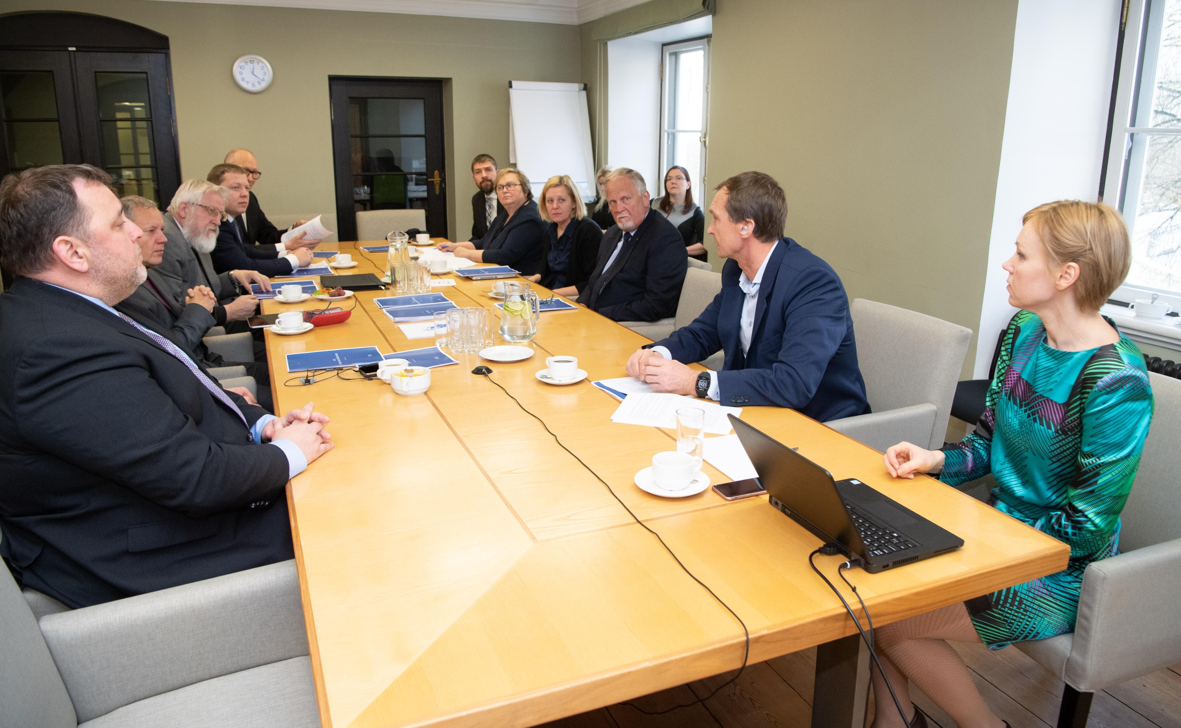 Majanduskomisjon kooskõlastas Arenguseire Keskuse uue aasta tegevuskava