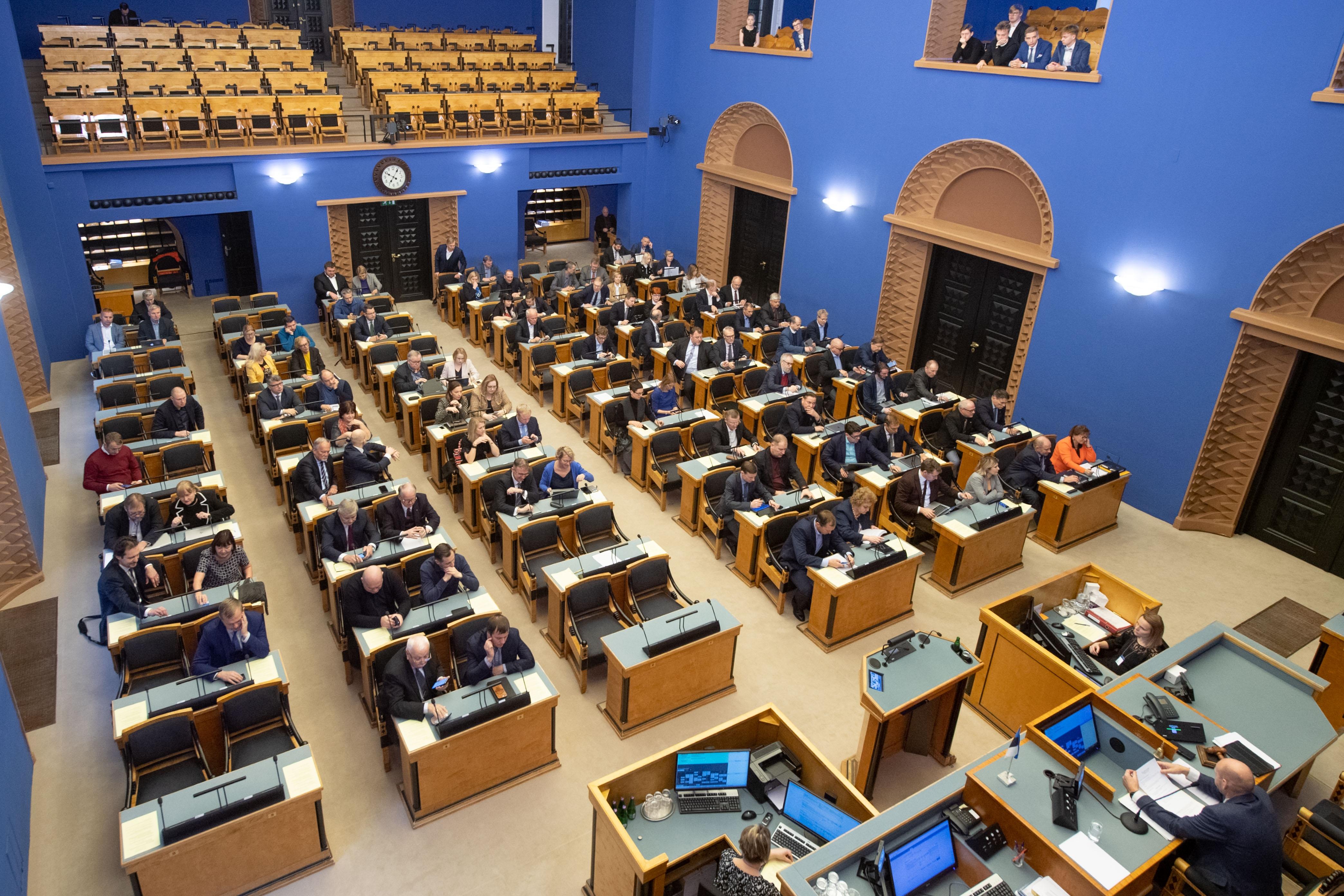 Riigikogu liikmed moodustasid Eesti toiduainetetööstuse toetusrühma