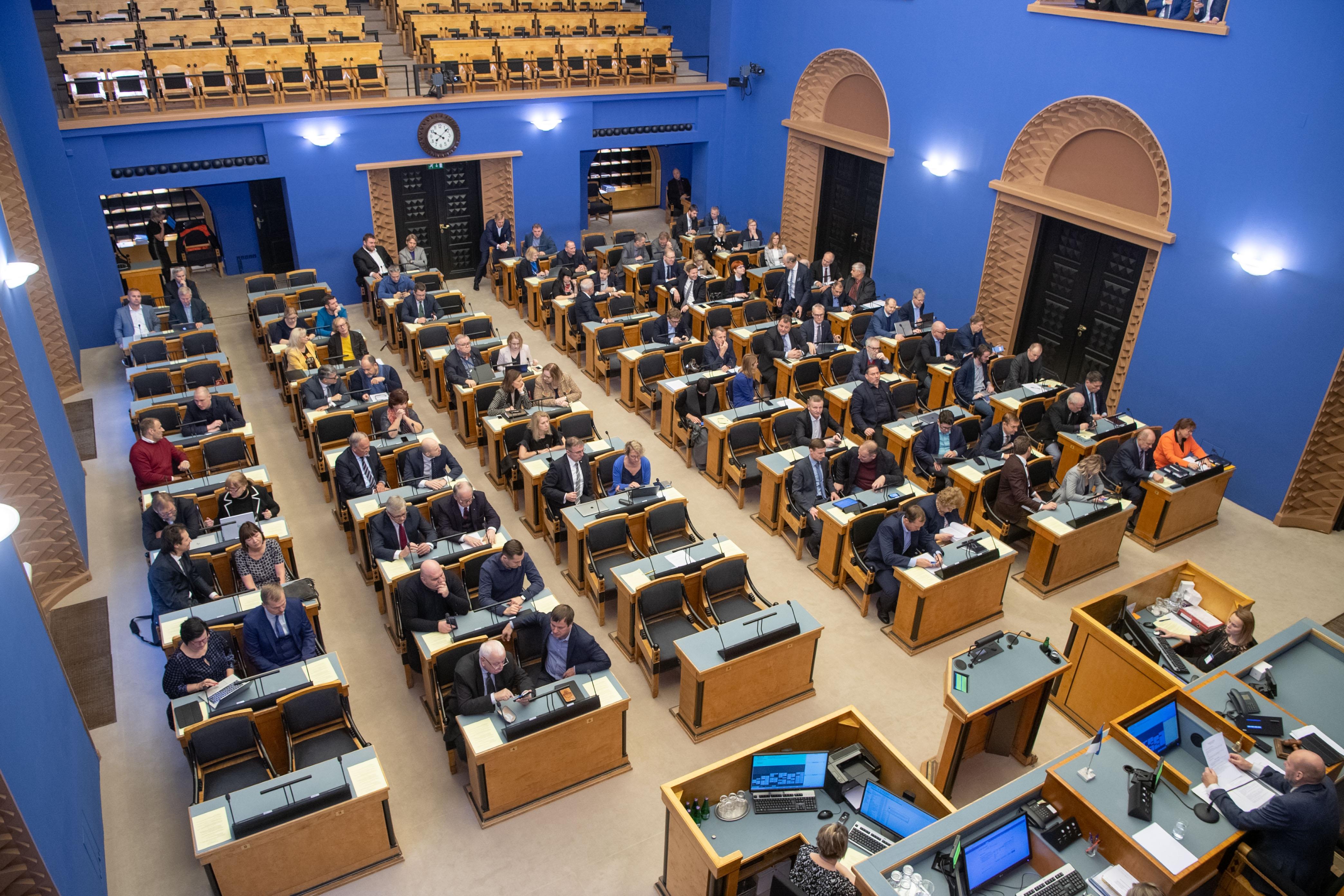 Riigikogus läbis teise lugemise välisesinduste riigilõivumääradega seotud eelnõu