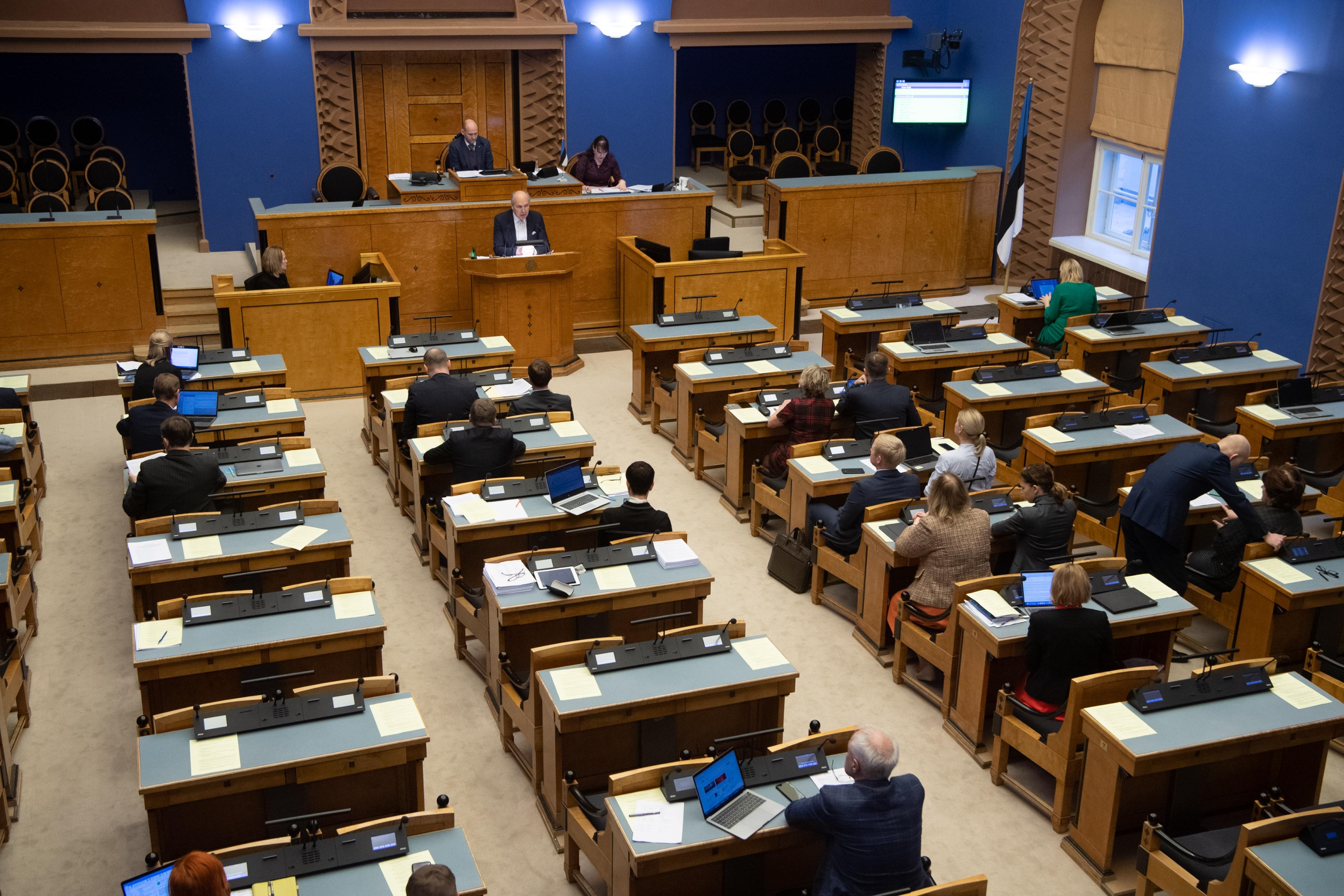 Riigikogu liikmed moodustasid riigieelarve arusaadavaks muutmise toetusrühma