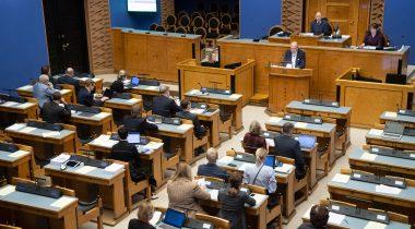 Riigikogu istung 11.12.2019