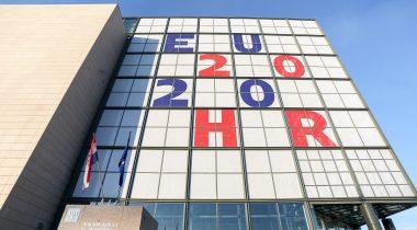 Euroopa Liidu eesistuja 1. jaanuar – 30. juuni 2020 on Horvaatia. Foto: EU2020HR