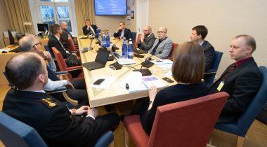 Комиссия по экономике ознакомилась с выводами в связи с октябрьским штормом. Foto: Erik Peinar